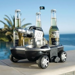 5. Remote-Controlled Drink Butler