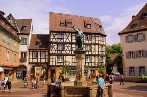 Colmar, France-b