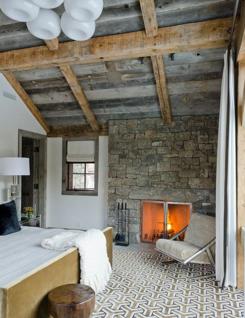 Cozy Rustic Bedroom ideas1