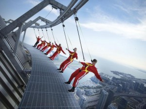 On the Edgewalk in Toronto