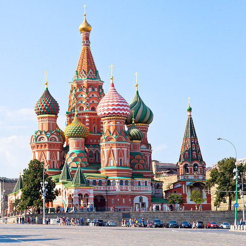 Saint Basil's Cathedral, Russia_b