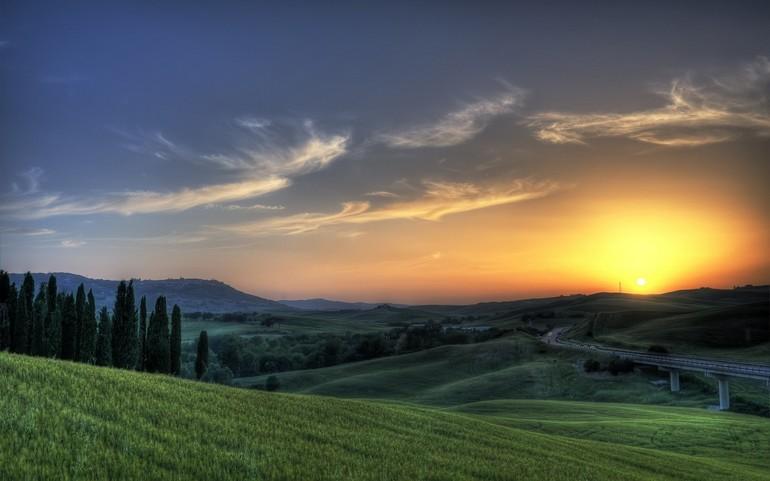 San Quirico – Tuscany, Italy