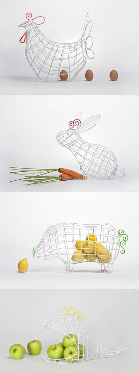Δημιουργικά Καλάθια για φρούτα5
