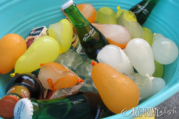 Παγάκια σε Μπαλόνι για να κρατήσετε τα ποτά σας κρύα το καλοκαίρι 1