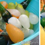 Παγάκια σε Μπαλόνι για να κρατήσετε τα ποτά σας κρύα το καλοκαίρι