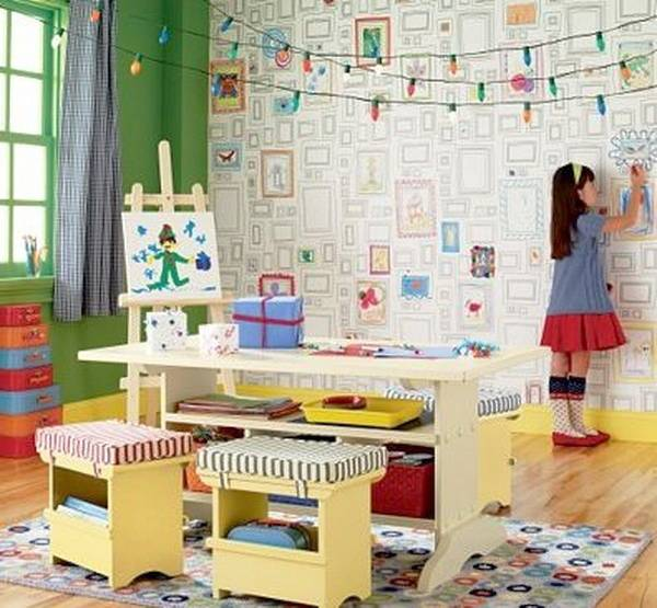 Πολύχρωμα παιδικά δωμάτια10