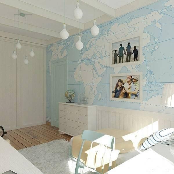 Πολύχρωμα παιδικά δωμάτια3