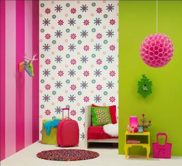 Πολύχρωμα παιδικά δωμάτια8