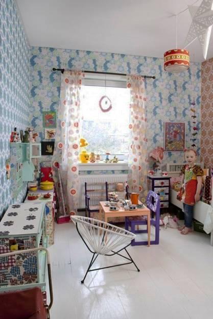 Πολύχρωμα παιδικά δωμάτια9