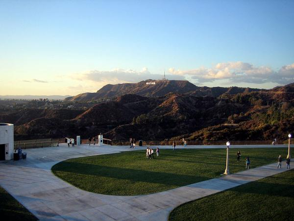 Griffith Park, Los Angeles, USA