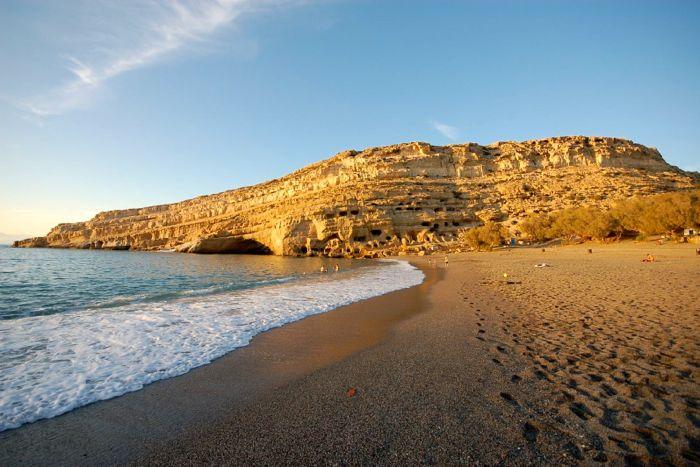 Μάταλα, Ηράκλειο, Κρήτη