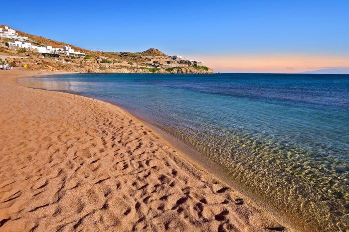 Paradise Beach, Μύκονος
