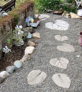 Διακοσμιτικές πέτρες για αμπελόφυλλα