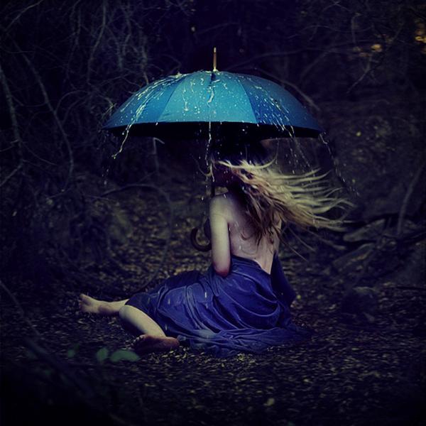Νυχτερινή βροχή