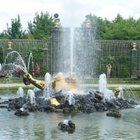 Οι κήποι των Βερσαλλιών8