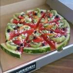 Πώς να κάνετε μια Πίτσα καρπούζι2