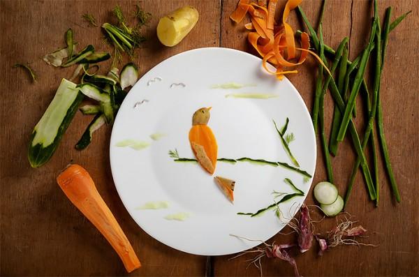Τέχνη από φαγητά3