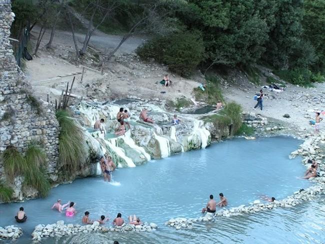 Bagni Di Petriolo, Tuscany