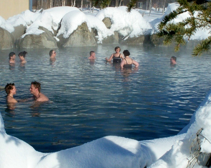 Chena Hot Springs, Alaska