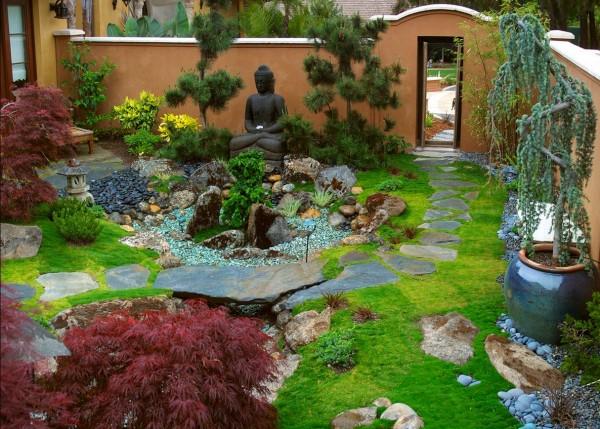 Κήπος για απόλυτη χαλάρωση