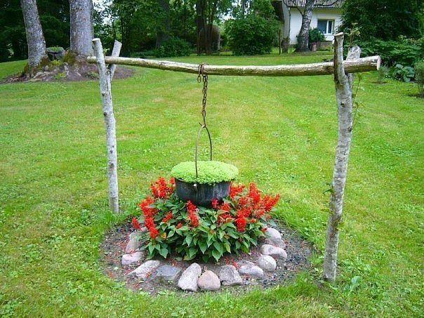 δημιουργικές ιδέες κήπου1