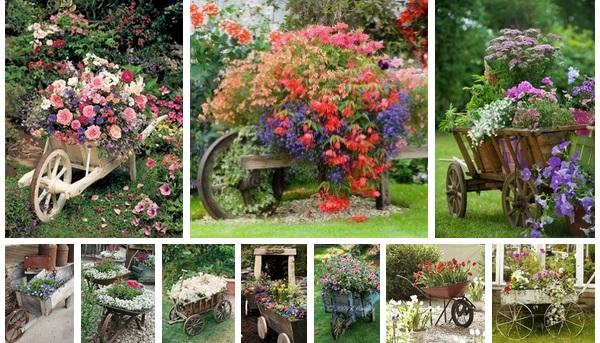 δημιουργικές ιδέες κήπου15