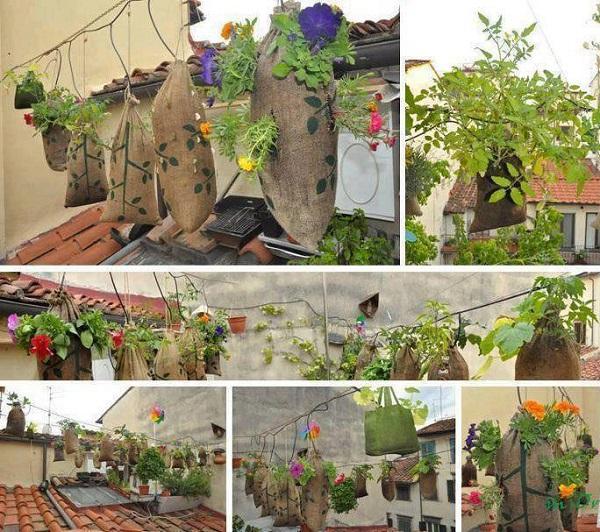 δημιουργικές ιδέες κήπου19