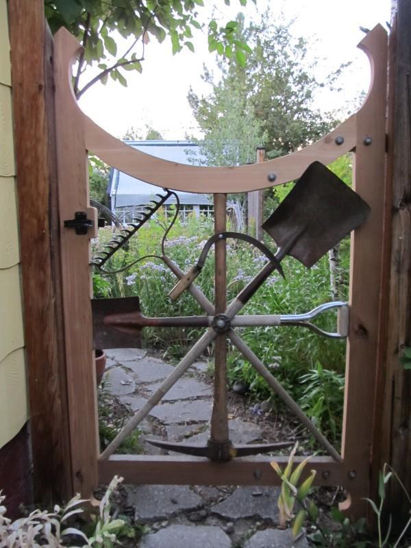 δημιουργικές ιδέες κήπου24