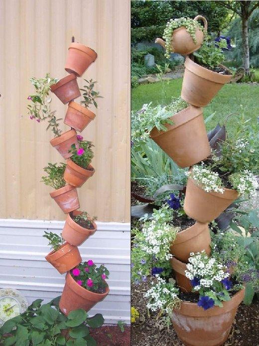 δημιουργικές ιδέες κήπου3