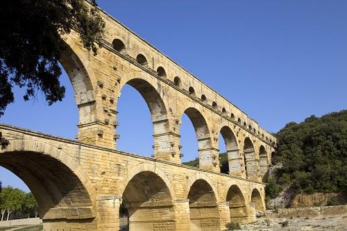 Pont-du-Gard, France