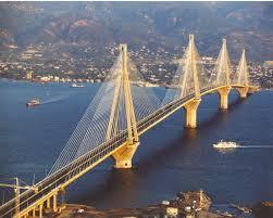 Rio Andirio Bridge, Greece