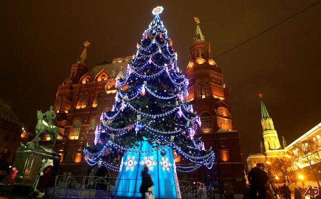 Τα πιο όμορφα χριστουγεννιάτικα δέντρα στον κόσμο