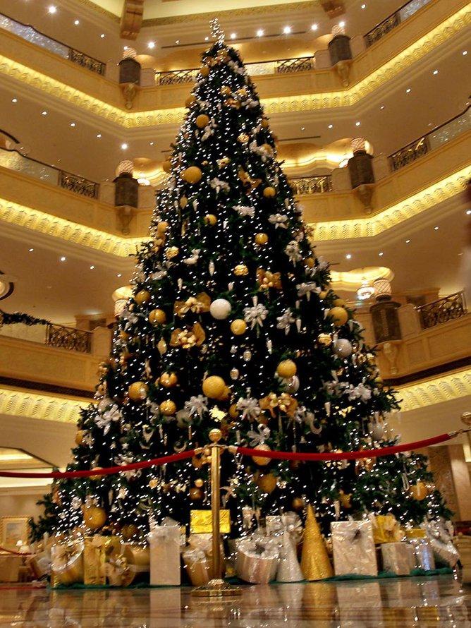 Τα πιο όμορφα χριστουγεννιάτικα δέντρα στον κόσμο6