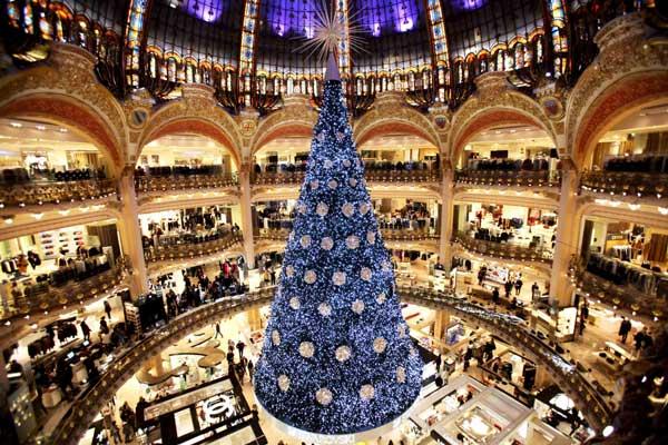 Τα πιο όμορφα χριστουγεννιάτικα δέντρα στον κόσμο7