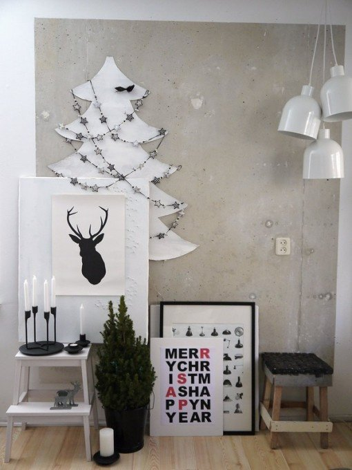 Χαρούμενες ιδέες Χριστουγεννιάτικης διακόσμησης1