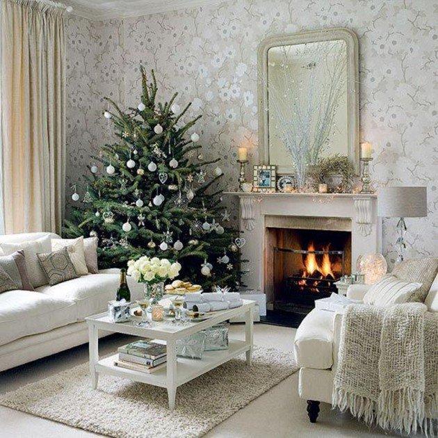 Χαρούμενες ιδέες Χριστουγεννιάτικης διακόσμησης11