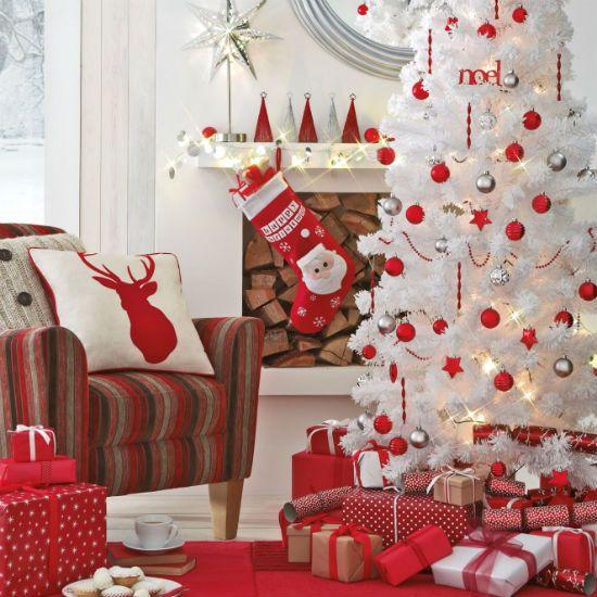 Χαρούμενες ιδέες Χριστουγεννιάτικης διακόσμησης12