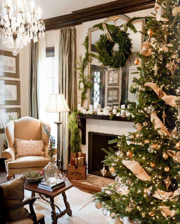 Χαρούμενες ιδέες Χριστουγεννιάτικης διακόσμησης14