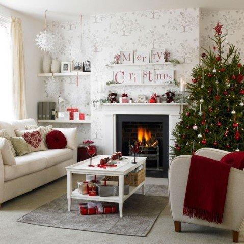 Χαρούμενες ιδέες Χριστουγεννιάτικης διακόσμησης15