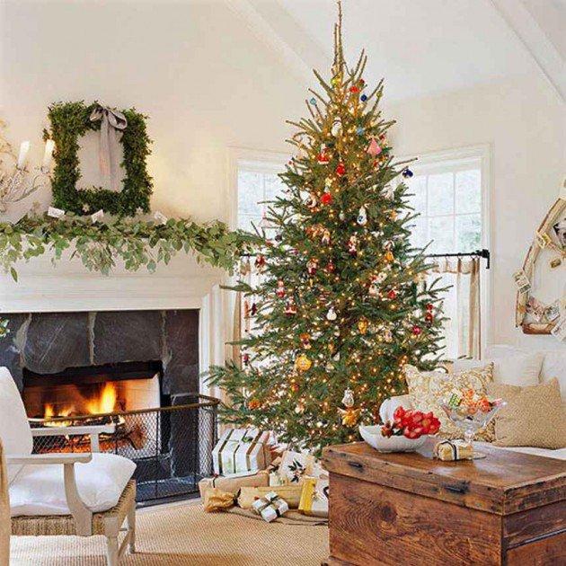 Χαρούμενες ιδέες Χριστουγεννιάτικης διακόσμησης18