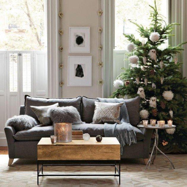 Χαρούμενες ιδέες Χριστουγεννιάτικης διακόσμησης21