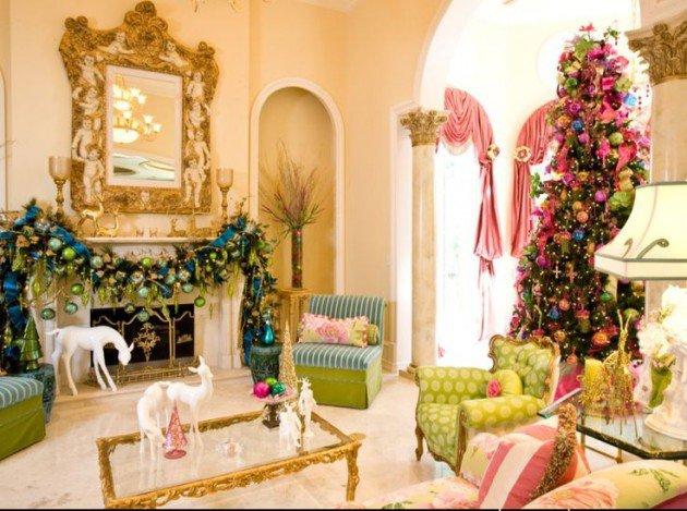 Χαρούμενες ιδέες Χριστουγεννιάτικης διακόσμησης30