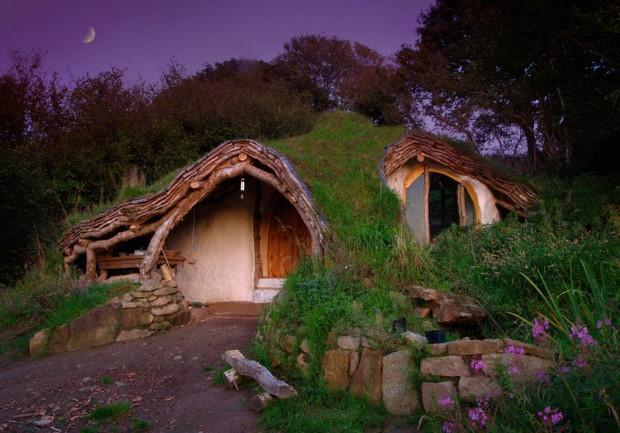 σπίτια στη μέση της φύσης8