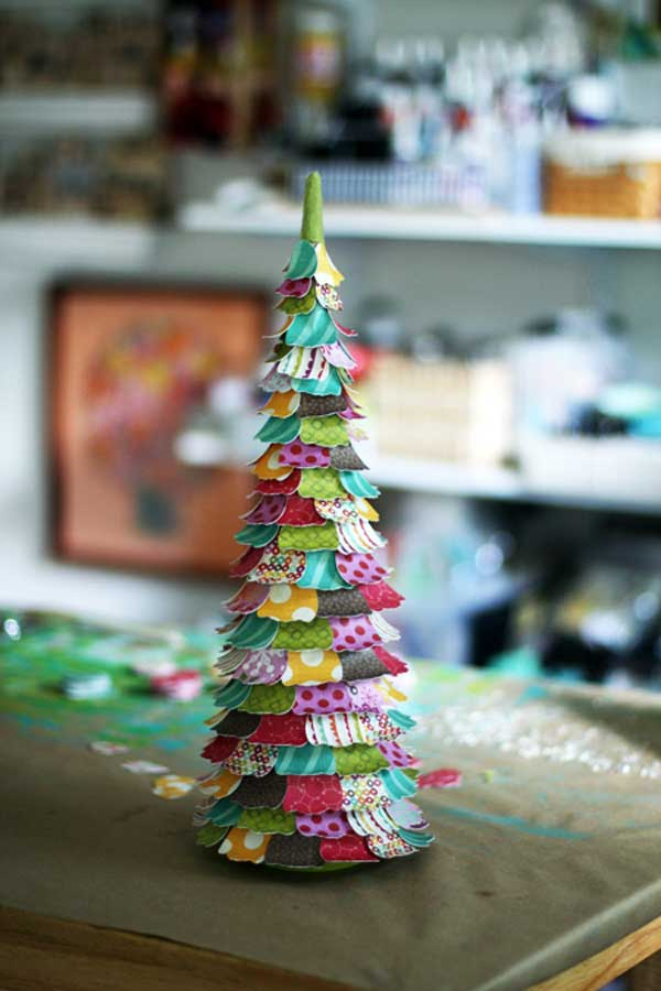 Christmas-craft-for-kids-Tree