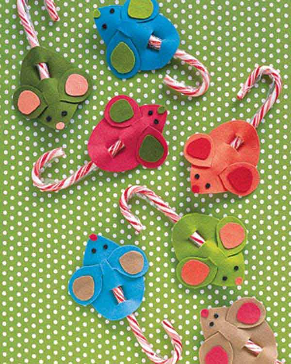Christmas-craft-for-kids-mouses