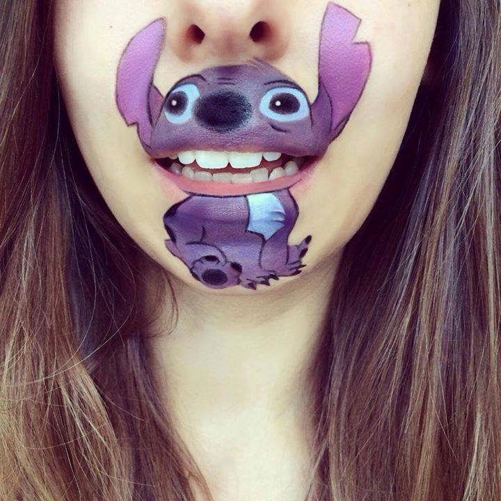 Spectacular-Lip-Art-Designs