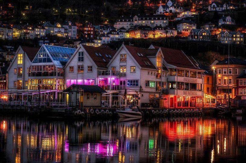 Zachariasbryggen Bergen Norway