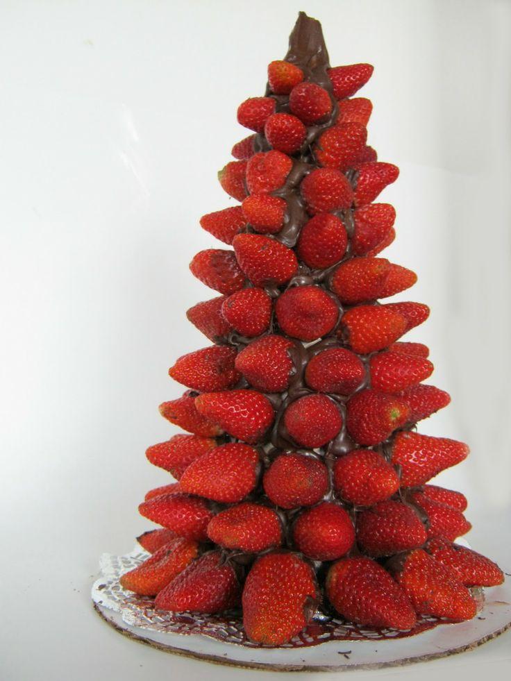 Χριστουγεννιάτικο φραουλόδεντρο