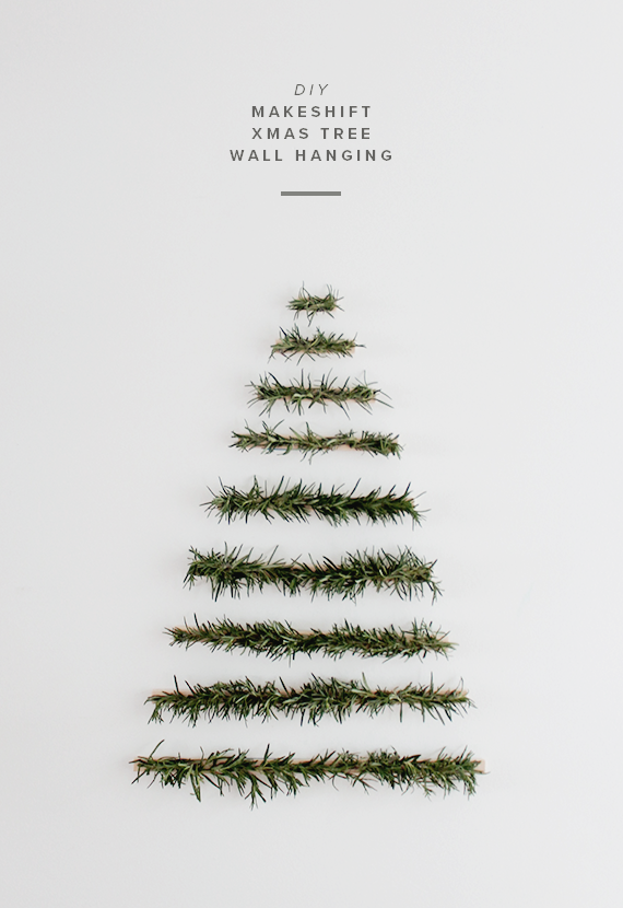 makeshift-xmas-tree-wall-hanging-almost-makes-perfect-1