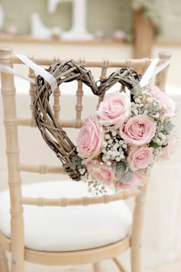 Εκπληκτικές ιδέες διακόσμησης με λουλούδια για το γάμο σας4